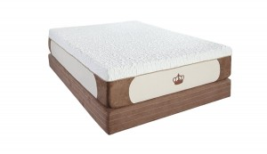 DynastyMattress New Cool Breeze 12-Inch GEL Memory Foam Mattress reviews