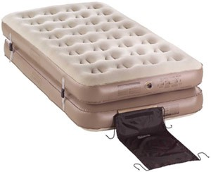 Coleman Quickbed 4-in-1 Twin/King Air Mattress