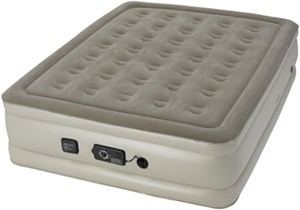 Insta Bed Air Mattress with Never Flat Pump