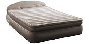 Best Raised Queen Air Mattress Aerobed Comfort Anywhere Review