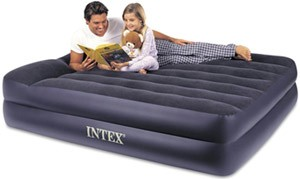 Intex Pillow Rest Raised Air Mattress