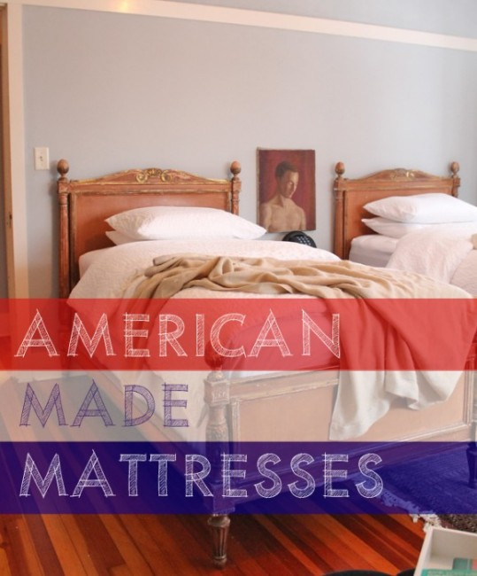 mattress brands. 12 Mattress Brands That Are Made In America