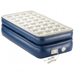 air mattress with built-in pump